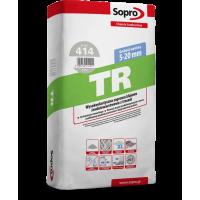 Sopro TR 414 – Эластичный клеевой состав с трассом, 25 кг.