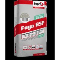 Sopro BSF – Фуга, содержащая трасс, для бетонной брусчатки, 25 кг.