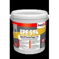 Sopro EPF – Эпоксидная двухкомпонентная затирка для мостовых, 25 кг.