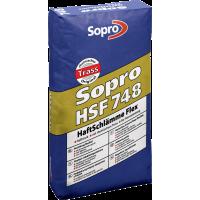 Sopro HSF 748 – Эластичный контактный раствор, содержащий трасс, 25 кг.