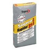 Sopro Rapidur B1 - Быстротвердеющая смесь для производства бетонных полов, 25 кг.