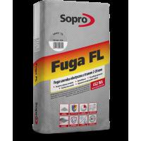 Sopro FL – Высокоэластичная затирка, ширина шва от 2 до 30 мм, 25 кг.